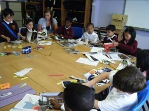 Colindale Primary School, Barnet, Pupil Engagement Session